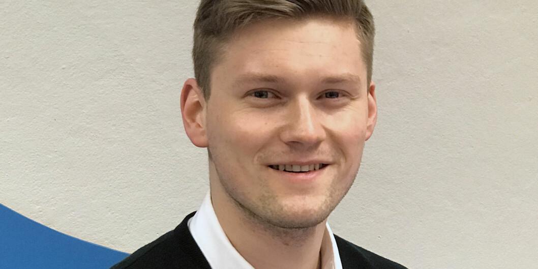 Mats Beldo vil bli leder i Norsk studentorganisasjon (NSO)
