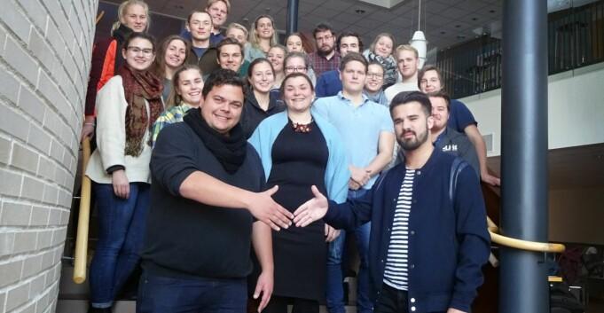 Delt studentledelse på Høgskolen i Innlandet