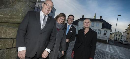 Klare for val i Bergen