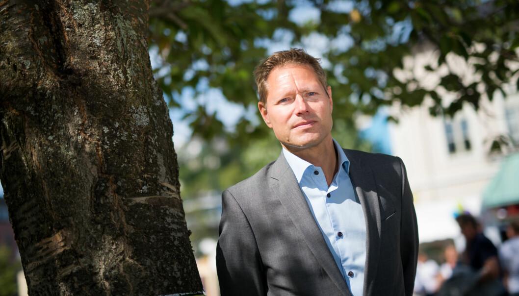 Sveinung Skule, direktør for Kompetanse Norge.