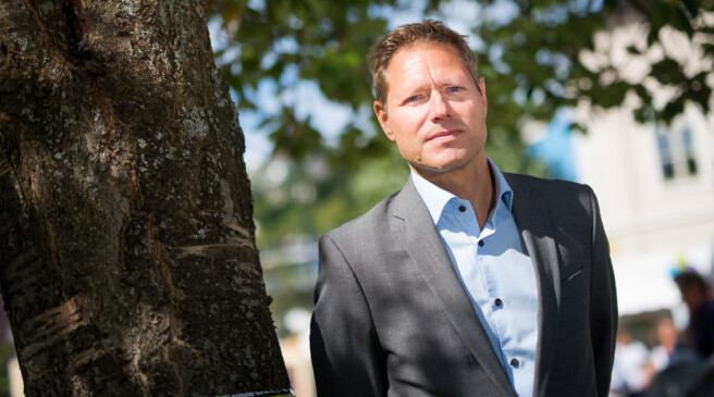 Direktør Sveinung Skule i NIFU