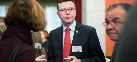 UiB-rektor: Skogen Lund provoserer