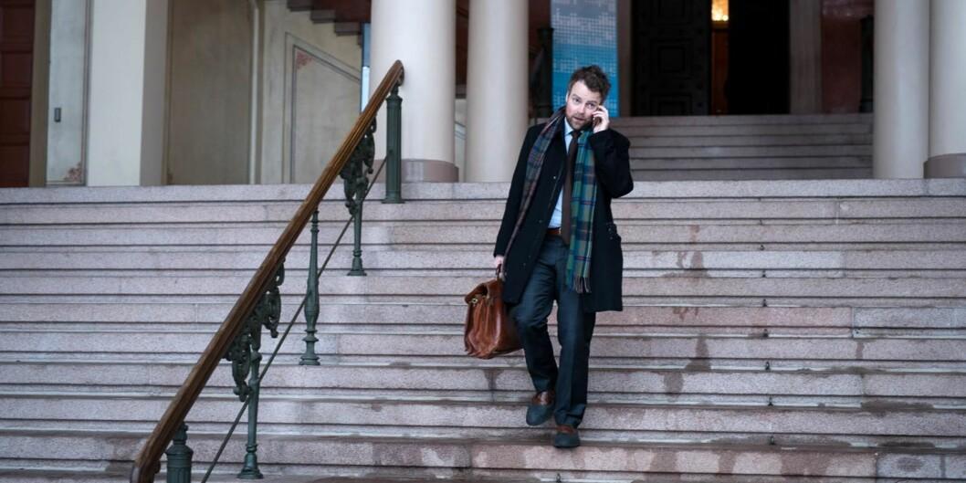 Universiteter og høgskoler trenger ikke lenger å henvende seg til Kunnskapsdepartementet og Torbjørn Røe Isaksen (bildet) og spørre om lov til å få stille høyere opptakskrav på egnestudieprogram.
