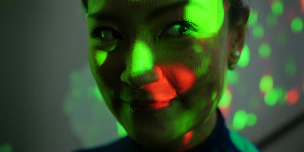Tovy Dinh (23) går forskerlinjen på medisinstudiet på Universitetet iOslo.