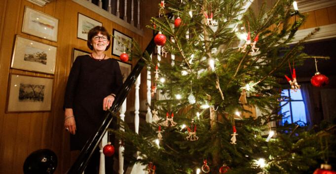 «Nu är det jul igen, och nu är det jul igen..» på Moer gård
