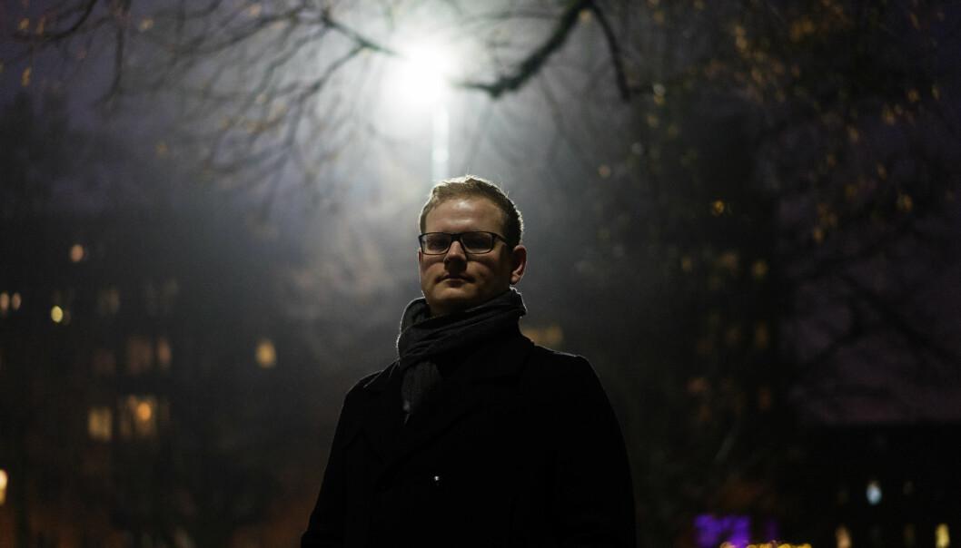 Mikkel Oddum er en av stadig flere unge som får utskrevetantidepressiva. Foto: Ketil Blom Haugstulen