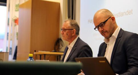 Tilsetting av rektor på Vestlandet splitta styret