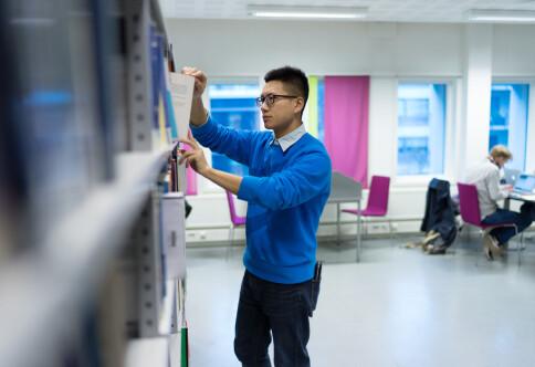 Ble et rekordår for utveksling av studenter