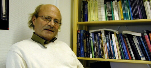 Noralv Veggeland (1941-2020)