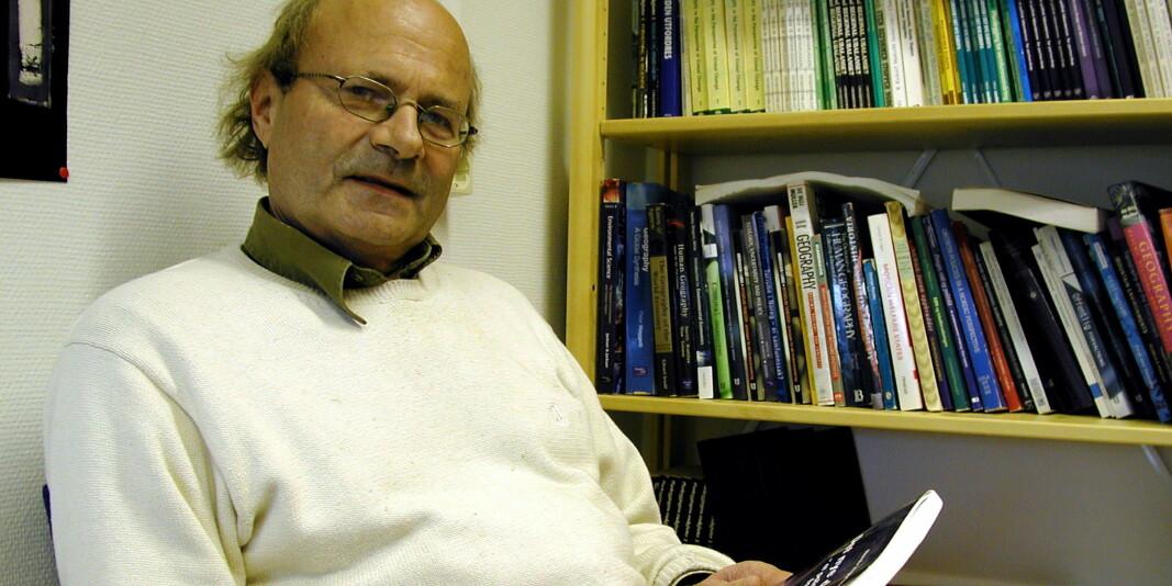 Professor emeritus ved Høgskolen i Innlandet, Noralv Veggeland, har en oppfordring til dagens scenarioskrivere.