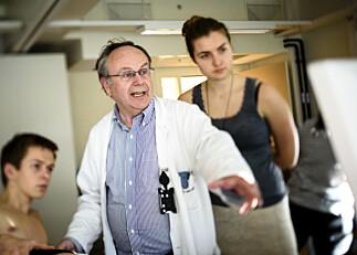 UiO innfører ultralyd i sin undervisning