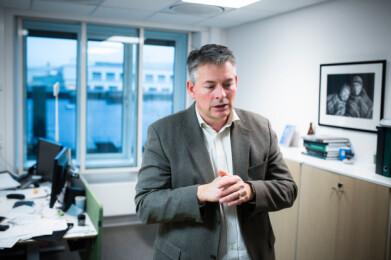 Statssekretær Bjørn Haugstad overlot til NOKUT å finne forsvarlig tidspunkt for gjennomføring av nasjonal deleksamen i matematikk. Foto: Henriette Dæhli