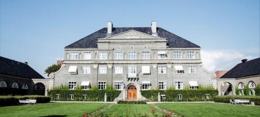HiOA snuser på byggene til gamle Veterinærhøgskolen