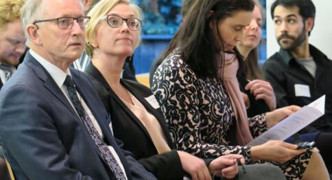 Under samme tak på nytt Brusselkontor