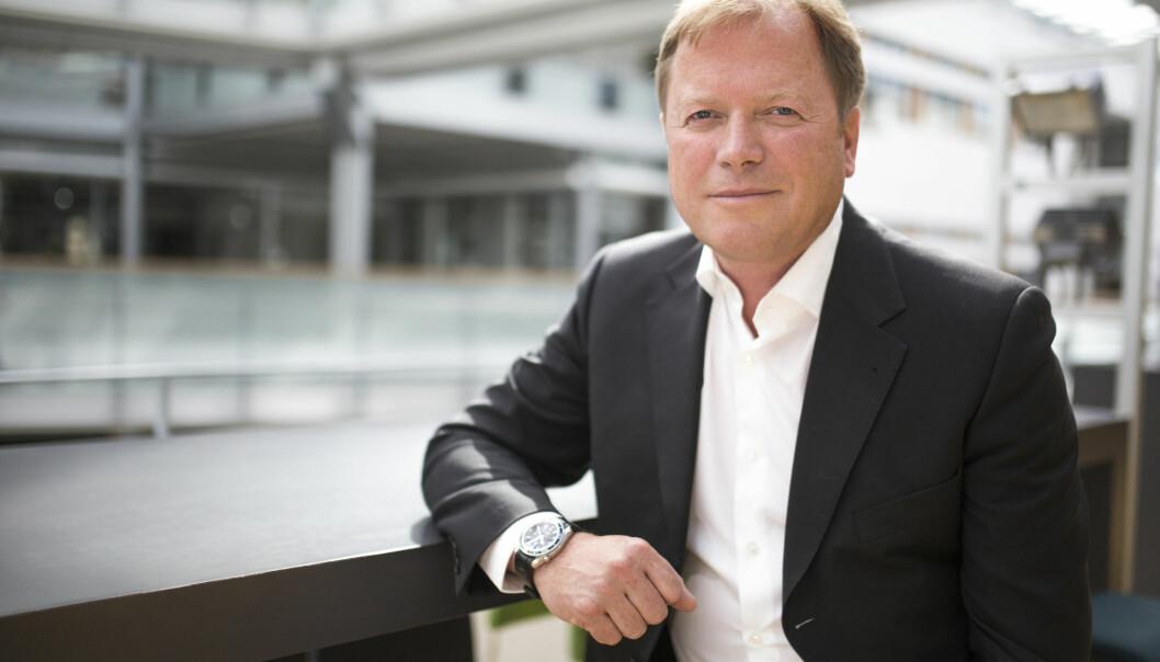 — Resultatene i rankingen har stor betydning for vårt internasjonale renommé, sier BI-rektor Inge Jan Henjesand. Foto: BI