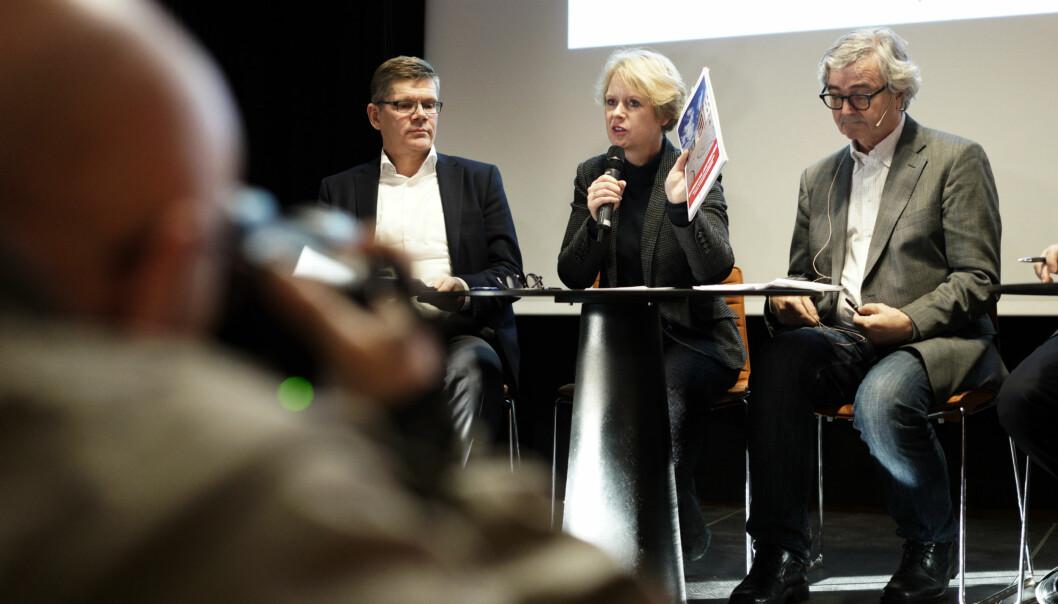 Marianne Aasen er representant for Arbeiderpartiet i Kirke-, utdanning og forskningskomiteen.