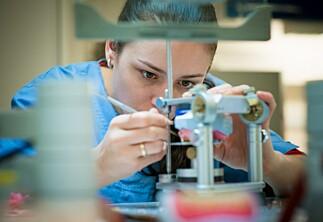 Unge forskertalenter i skvis