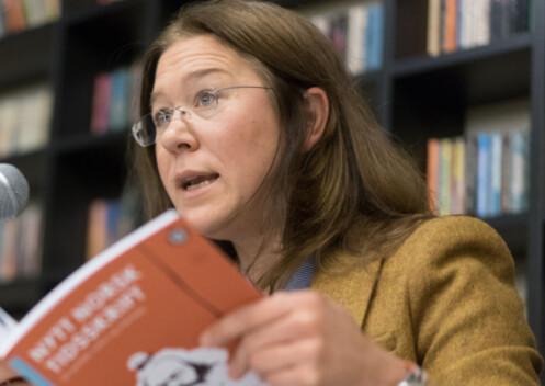 Jurist Anine Kierulf. Foto: Ketil Blom
