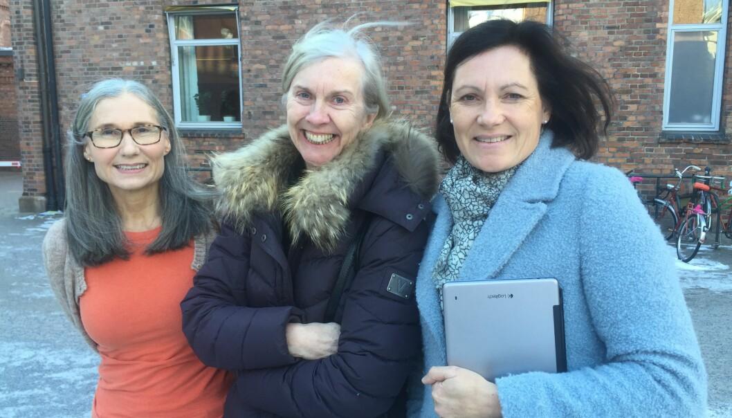 Sammen har dosent Grete Jamissen fra medieseksjonen, Irene Lonafra fellesadministrasjonen og førstelektor Kristin Holte Haug på Institutt for barnehagelærerutdanningen vurdert et videoverktøy for Høgskolen i Oslo og Akershus(HiOA).