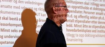 Molde-rektoren går for fusjon med Volda
