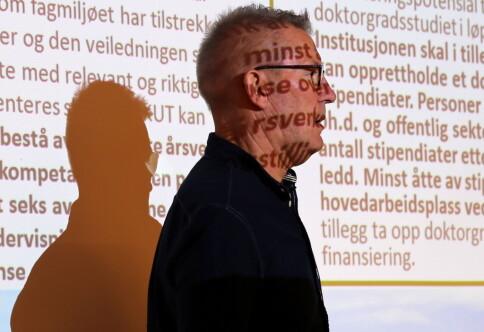 Mer uro rundt ledelsen i Molde