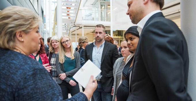 UiO vil styrke samarbeid med Yara, Telenor, Statoil og 14 til