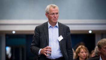 Rektor på MF vitenskapelige høyskole, Vidar L. Haanes. Foto: Skjalg Bøhmer Vold