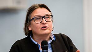 Prorektor på UiO Ragnhild Hennum.