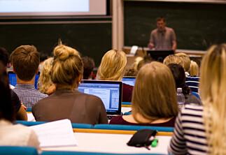 UiB gir ekstra løn til flinke undervisarar
