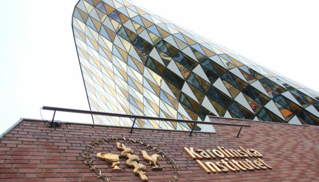 Omdømmet til Karolinska Institutet har falt etter Macchiarini-saken. En handlingsplan skal bidra til å gjenreise tilliten til sykehuset ogforskningen. Foto: Dag Hellesund