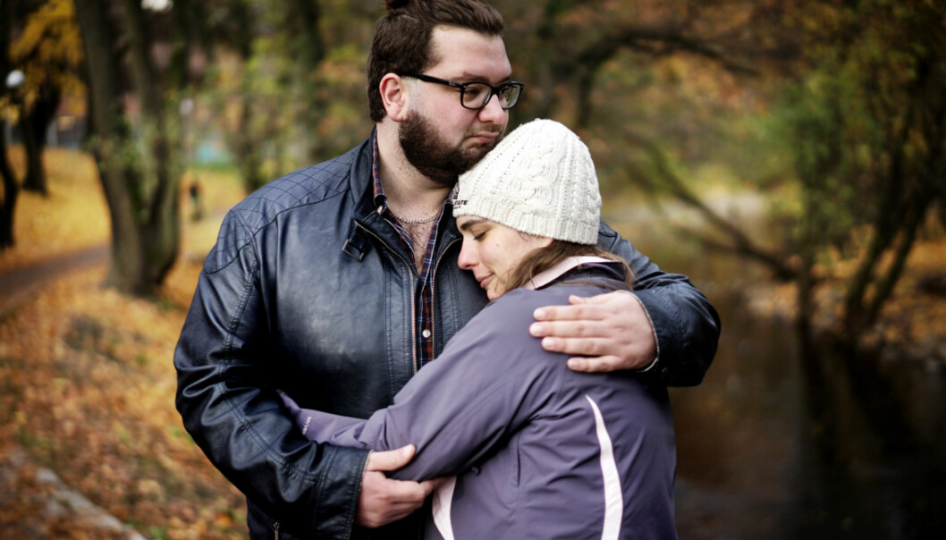 Jonathan van Haaster and Samantha Frace met as exchange students in 2014. Now they are back - as a couple. Photo: KetilBlom