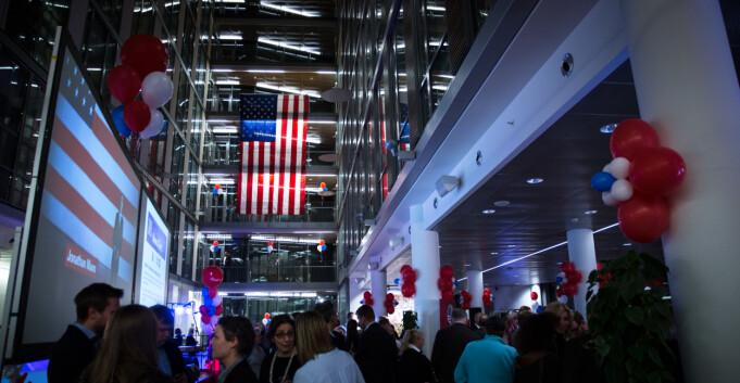 The U.S. Election Night