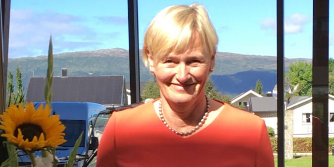 Nesna-ordfører Hanne Davidsen (Ap).