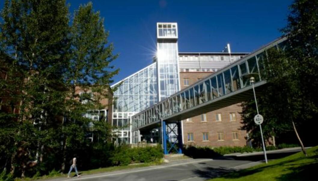 20110816 Semesterstart ved Universitetet i Tromsø. bilder fra åpningen og inne på Helsefak. Foto: Jon Terje Hellgren Hansen Foto: Jon Terje Hellgren Hansen