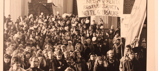 80 år med studentbevegelsen