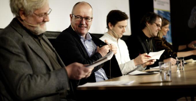 Balansert debatt om samarbeid med omstridte aktører