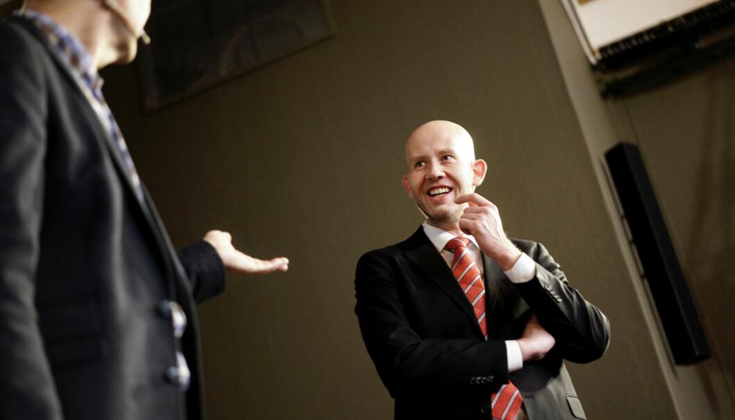 Tidligere statsråd Tord Lien (Frp) går inn i styret ved Norges handelshøyskole (NHH).