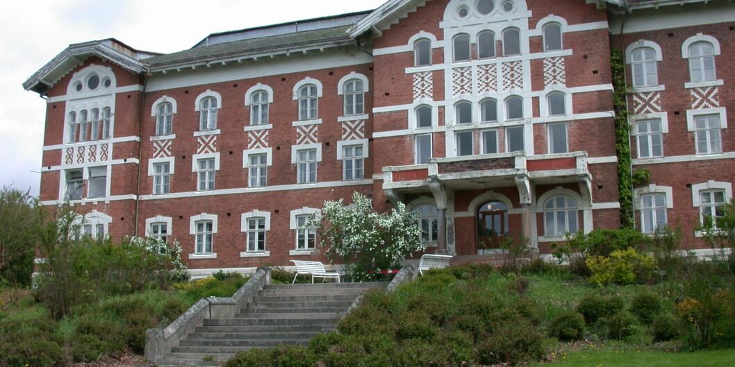 """Norges miljø- og biovitenskapelige universitet (<span class=""""caps"""">NMBU</span>) er blant de som ber studentene væreforsiktige. Foto: Jeanette Brun"""
