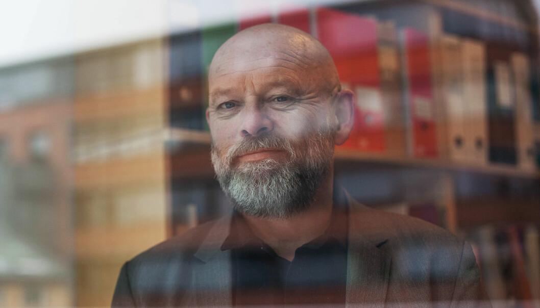 Oddgeir Osland, senterleder Senter for profesjonsstudier HiOA. Foto: Lene Sørøy Neverdal