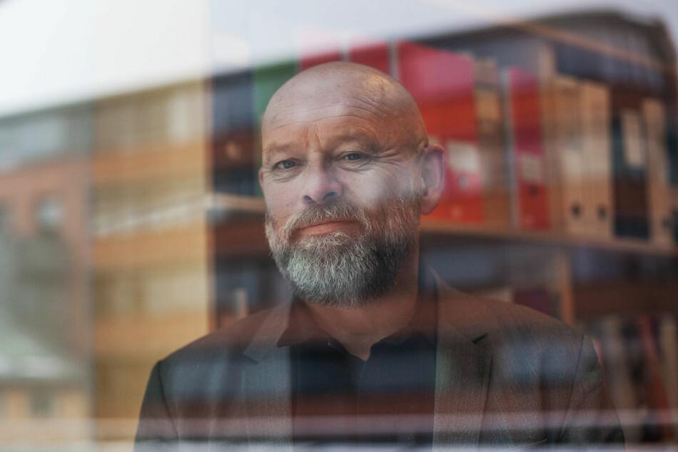 — Eg stiller altså spørsmål ved kvaliteten til denne utgreiinga, skriv Oddgeir Osland, leiar ved Senter for profesjonsstudiar på OsloMet, og viser til by- og regionforskingsinstituttet NIBR sin rapport som konkulderer med demokratiunderskot ved OsloMet. Foto: Lene Sørøy Neverdal