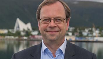Kenneth Ruud, prorektor ved UiT holder IKKE helt stengt.