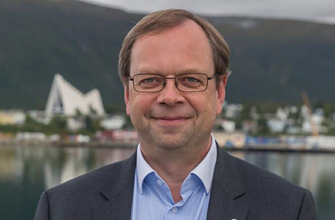 Prorektor Kenneth Ruud ved UiT Norges arktiske universitet.