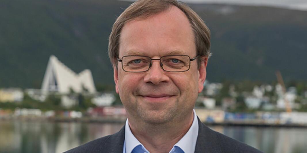 Kenneth Ruud, prorektor ved UiT Norges arktiske universitet.