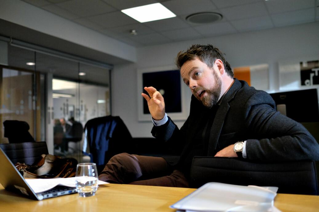 Flere universiteter og høgskoler rapporterer om så godt som null bruk av nynorsk. Nå skal veksling mellom nynorsk og bokmål bli tema i styringsdialogmøter mellom departementet og institusjonene. Foto: Skjalg Bøhmer Vold