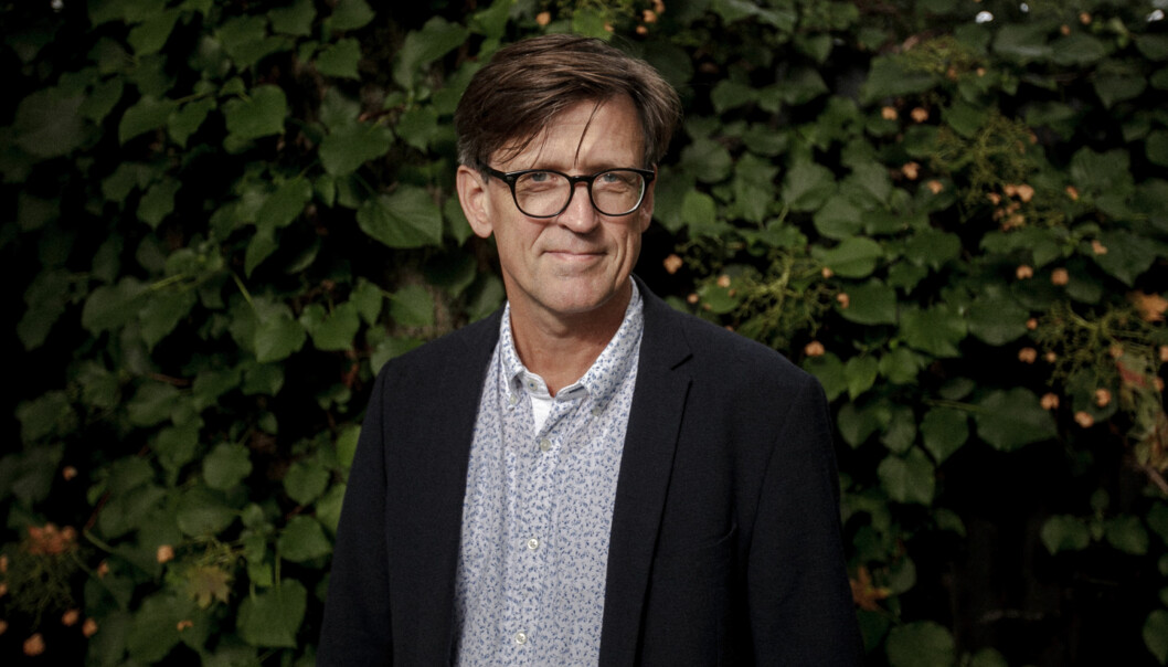 Forsker Henrik Wiig ved forskningsinstituttet NIBR ved Høgskolen i Oslo og Akershus mener Nobelkomitéen burde ha ventet et år med å gi fredsprisen tilColombia. Foto: Nicklas Knudsen
