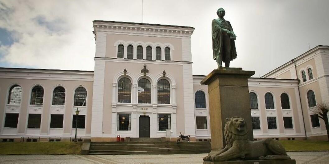 Store byggeprosjekter er en av grunnene til at Universitetet i Bergen må kutte i administrasjonen.Foto: MarianneRøsvik/UiB