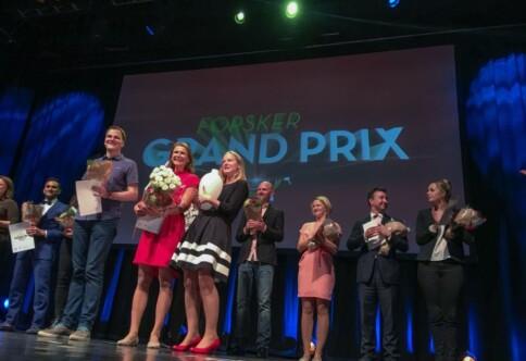 Dobbeltsiger til UiO i Forskar Grand Prix Oslo