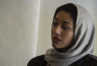 Sharief får fredspris for kampen sin for Libya
