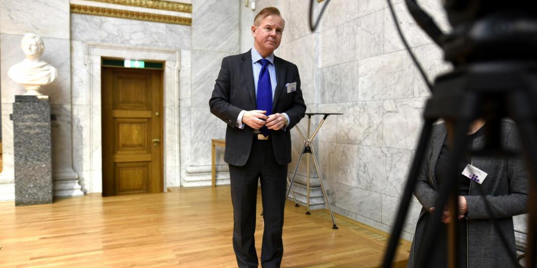 — Det skal aldri være tvil om at akademisk frihet og institusjonell autonomi går foran alt. Universitetene skal hegne om sin samfunnskritiske rolle, sier rektor Ole Petter Ottersen vedUiO.