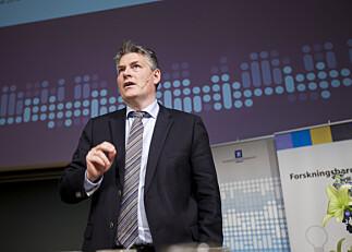 Haugstad avviser UiO-rektors kritikk av bruk av rangeringer